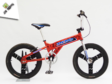 2000 GT Dyno Bazooka Orange - Jaw Dropper GT BMX Projects