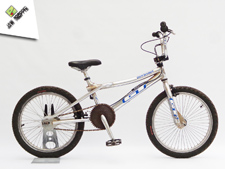 2000 GT Performer Chrome - Jaw Dropper GT BMX Projects
