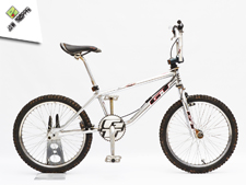 1997 GT Pro Freestyle Tour - Jaw Dropper GT BMX Projects