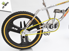 1994 GT Pro Freestyle Tour - Jaw Dropper GT BMX Projects