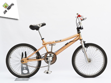 1999 GT Vertigo Gold - Jaw Dropper GT BMX Projects