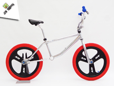 1997 GT Performer Chrome - Jaw Dropper GT BMX Projects